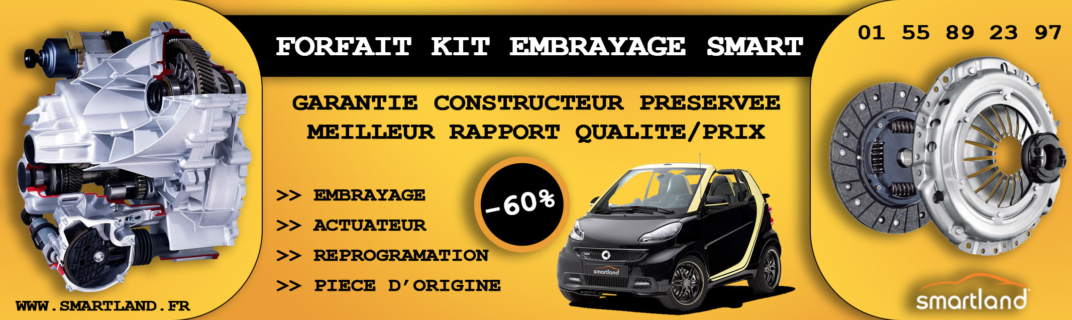 garage r paration smart le sp cialiste smart kit embrayage smart fortwo 451. Black Bedroom Furniture Sets. Home Design Ideas